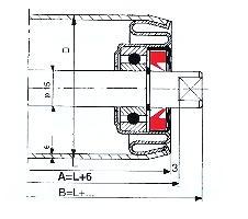 Rouleaux de precision type BA 35