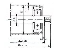 Rouleaux de precision type NS 32